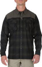5.11 Tactical Sidewinder Flannel Shirt Grenade