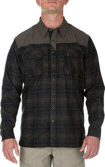 5.11 Tactical Sidewinder Flannel Shirt Grenade