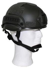 """US Helmet """"MICH 2002"""", Rails, oliv"""