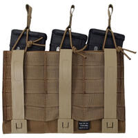 Tactical Tailor AK5/M16 Triple Mag Panel Black