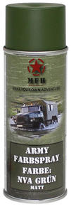 M.F.H.  Army Spray Paint 400 ml NVA Green Matt