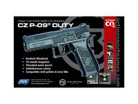 CZ P-09 Pellet Airgun CO2 4,5mm (diabol)