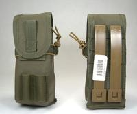 Tactical Tailor AK5/M16 Double Mag Pouch OD