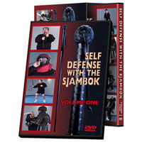 Cold Steel Self Defense with the Sjambok