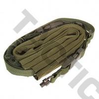 Jackal Gear Extreme OPS Gun Sling Green QD