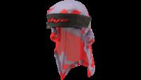 DYE Head Wrap Airstrike Grey/Red
