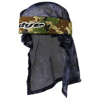 DYE Head Wrap Global Camo