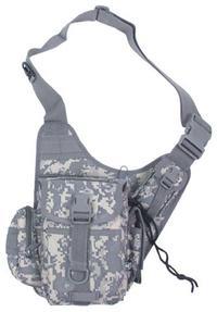 Military shoulder versipack At digital
