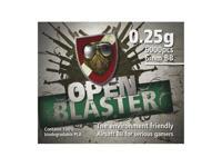 Open Blaster 0,25g, 6000 pcs Bio BBs