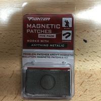 Magnet för tygmärke/patch 5-pack