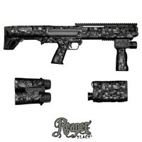 GunSkins® Gear Skin - Reaper Black