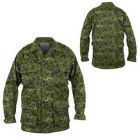 Miltec BDU Cold Weather Coat - Danish Camo
