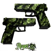 GunSkins® Pistol Skin - Reaper Z