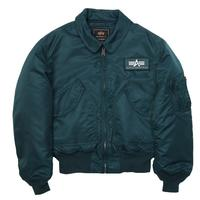 Alpha Industries CWU 45/P Flight Jacket - Dark Navy - Small