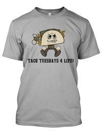 HSGI Taco Man T-shirt