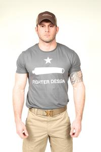 "Fighter Design  ""Come And Take It"" T-shirt"
