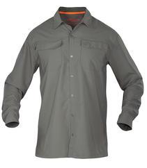 5.11 Tactical Freedom Flex Long Sleeve Shirt Sage Green