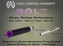 Wolverine BOLT Sniper Conversion Kit - TM VSR10