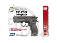 ASG CZ 75D Compact CO2 4,5mm
