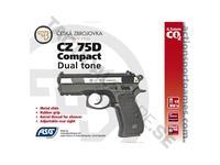 ASG CZ 75D Compact CO2 4,5mm Dual Color