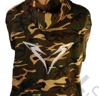 Jackal Gear Hood Woodland XL