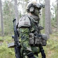 Snigel Design KSP Ammunitionsficka -08 Grå