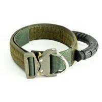 K9 Pro Cobra Brukshalsband med Grepp