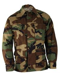 Propper™ BDU Coat - Woodland