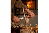 Morakniv Erik Frost woodcarving splitting knife 220