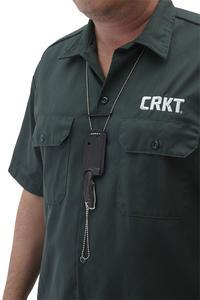 CRKT Civet Drop Point