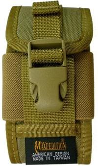 Maxpedition Clip-On PDA Phone Holster Kaki