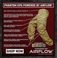 Vertx Phantom OPS Airflow™ - Desert Tan
