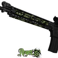 GunSkins® Rail Skin - Reaper Z
