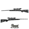 GunSkins® Rifle Skin - Reaper Black
