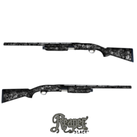 GunSkins® Shotgun Skin - Reaper Black