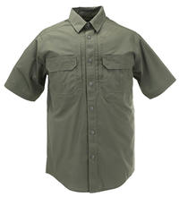 5.11 Tactical Taclite Pro Short Sleeve Shirt Mörk Grön
