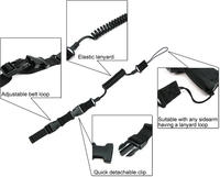 King Arms Tactical Pistol Lanyard