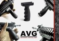 TDI Arms Vertical grip AVG Green
