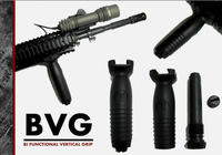 TDI Arms BVG Bi-Funktional Commando Verticalgrip Black