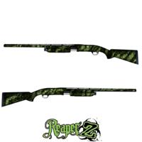 GunSkins® Shotgun Skin - Reaper Z