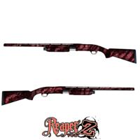 GunSkins® Shotgun Skin - Reaper Z Pink