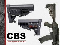 TDI Arms Tactical Collapsible Butt stock M16/AR15/M4 6 Pos.