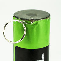 Battlesmoke Pull Fuse - Grön 5-pack