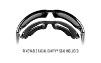 WileyX Black Ops GRAVITY Smoke Grey Matte Black Frame