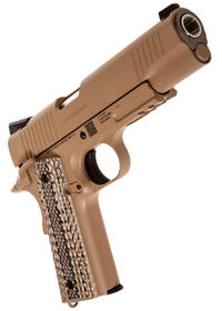Colt 1911 Rail - Tan CO2 6mm