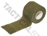 Camo Tape Återanvändningsbar Olive