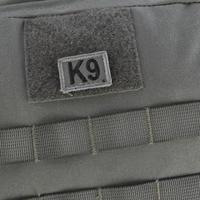 Snigel Design K9 märke Litet Kardborre