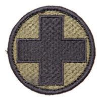 Snigel Design Sjukvårdsmärke Med Kardborre