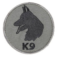 Snigel Design Hund Patch Kardborre