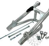 Aluminium svingarm rörprofil extra förstärkt +10cm